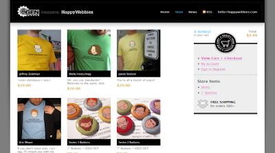 Happy Webbies Store