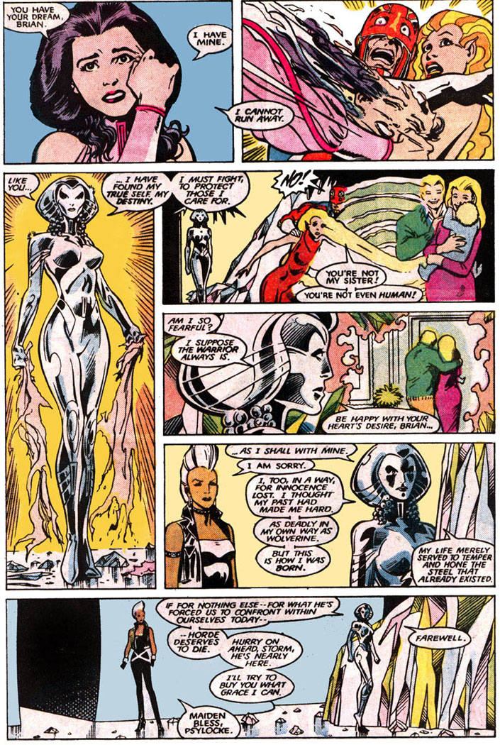 Uncanny X-Men (1963) issue _Annual_11 - Page 30