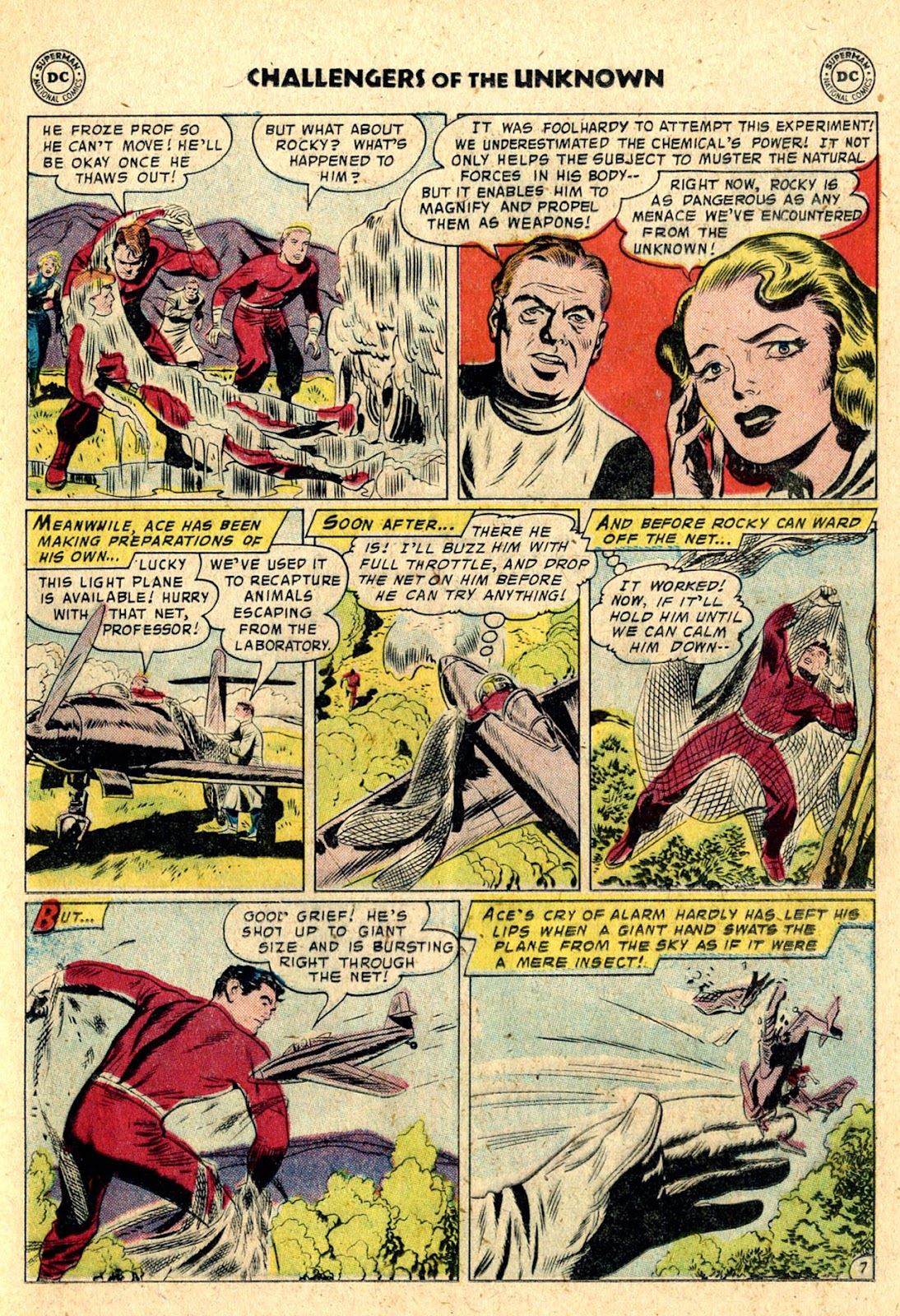 Challengers of the Unknown (1958) issue 3 - Page 25