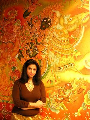 Kerala Murals: The Dancing Narrative  Kerala Murals: ...