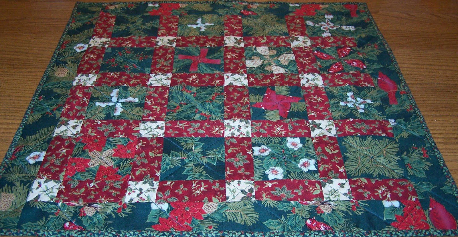 A Pieceful Life Quilting Pieces