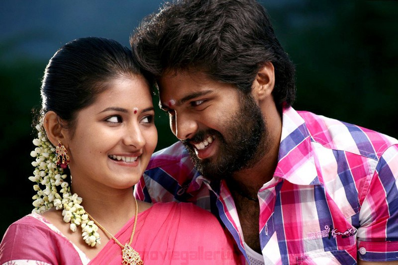 Reshmi Menon, Aadith @ Theneer Viduthi Movie Photo Gallery