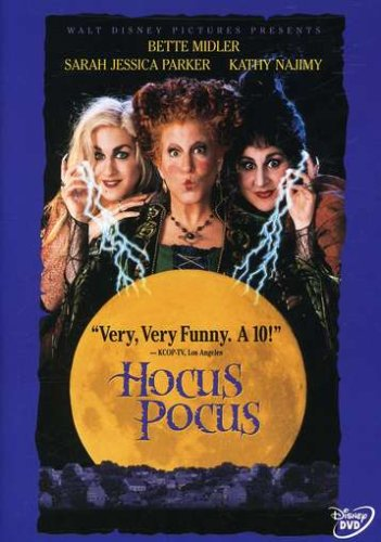 The Best Family Halloween Movies - Or so she says...