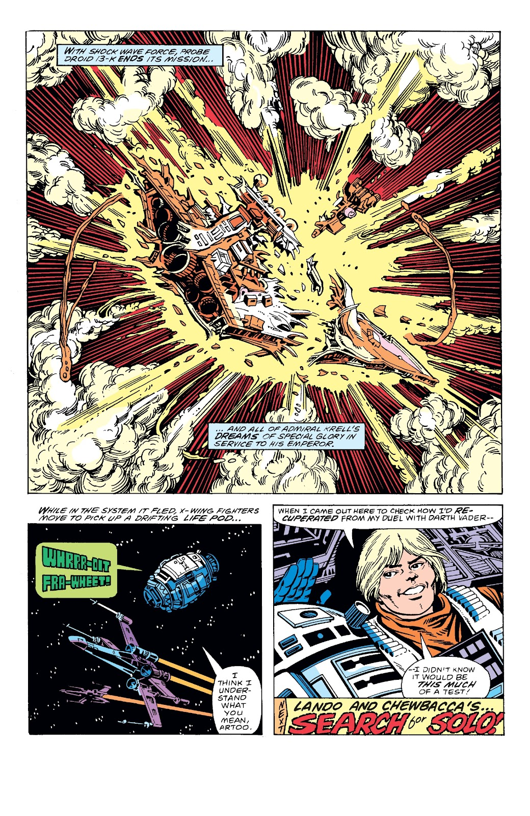 Read online Star Wars Legends: The Original Marvel Years - Epic Collection comic -  Issue # TPB 3 (Part 2) - 35
