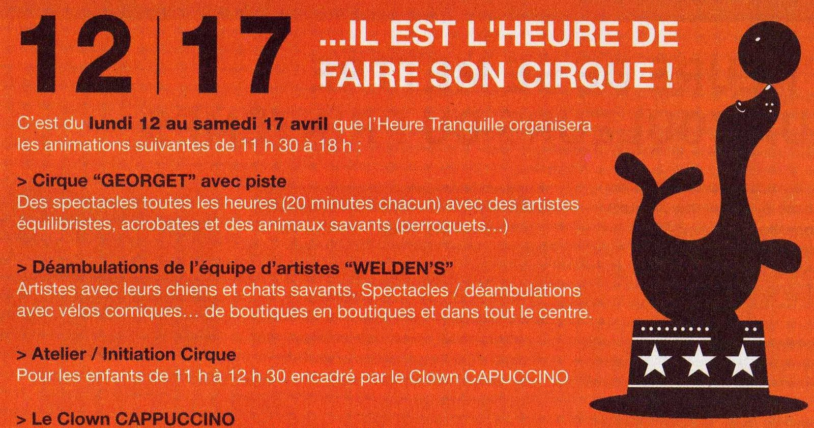 burguscircus semaine du cirque a l heure tranquille a tours