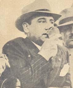 Gagliano Neto | Narrador da Copa do Mundo de 1938 Para o Brasil