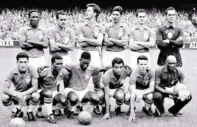 Copa do Mundo de 1958 na Suécia