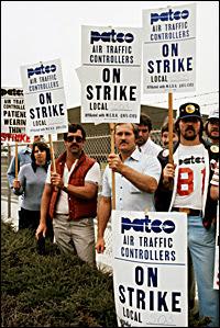 ATC on strike