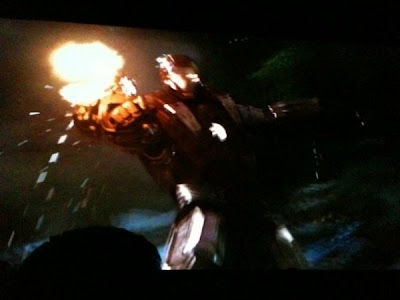 War Machine in Iron Man 2
