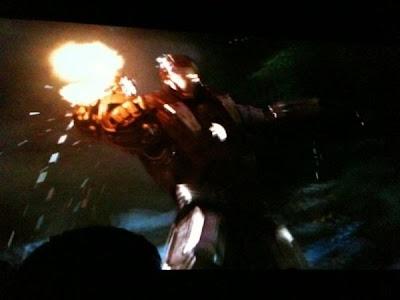 War Machine in Iron Man 2