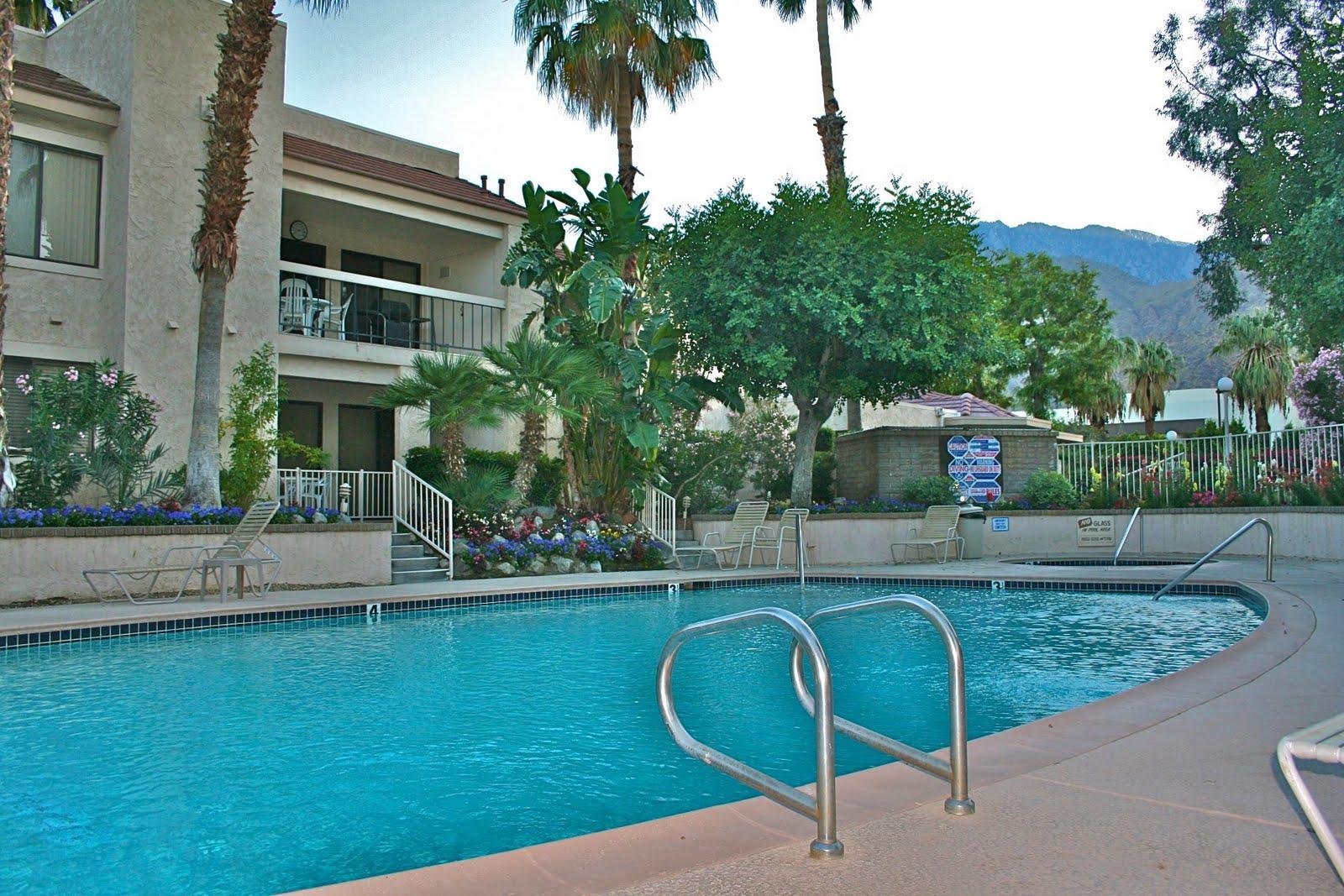 Palm Springs Condos For Sale Riviera Gardens