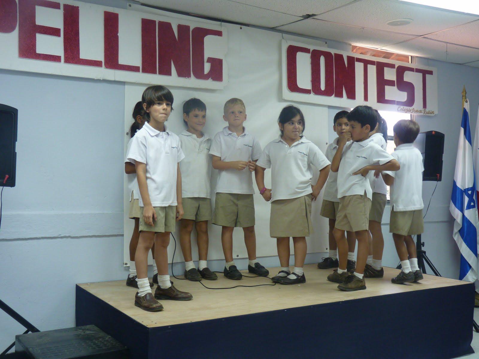 tävling engelska