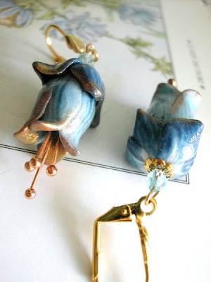 Flower Bud earrings