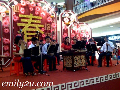 [Video] Chinese Orchestra Performance @ Kinta City