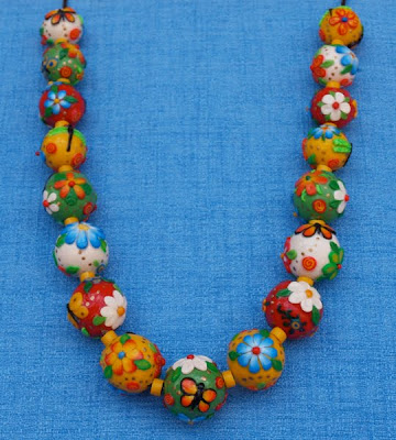 Melodys Cinco de Mayo necklace
