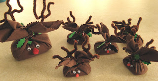 Make Reindeer Crafts Christmas