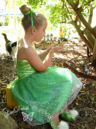 Tinkerbell fairy costume tinker bell Tink disney sew make