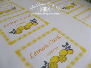Make Lemon curd Butter Recipe Download Printable Free