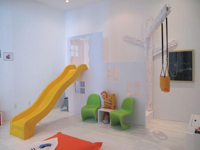 Kinderzimmer: das Baumhaus - kleinformat