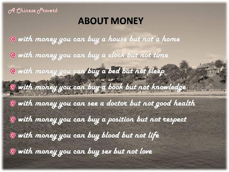 Uang Itu Alat Uang Bukan Tujuan Sehingga Uang Bukan Segalanya Finansialku Com