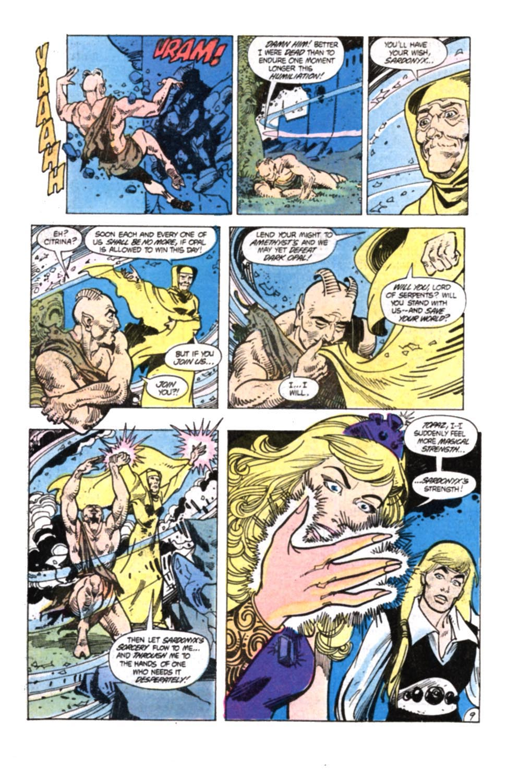 Read online Amethyst, Princess of Gemworld comic -  Issue #12 - 10