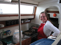 Cooking aboard