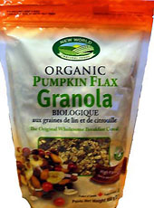 New World Granola Is Certified Organic By Quality Assurance International And Made Right In Bc As A Local Family Run Company That 50 From Every