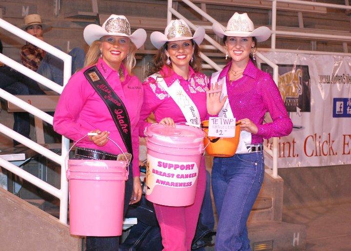 Dodge National Circuit Finals Rodeo Sr Queen 2010