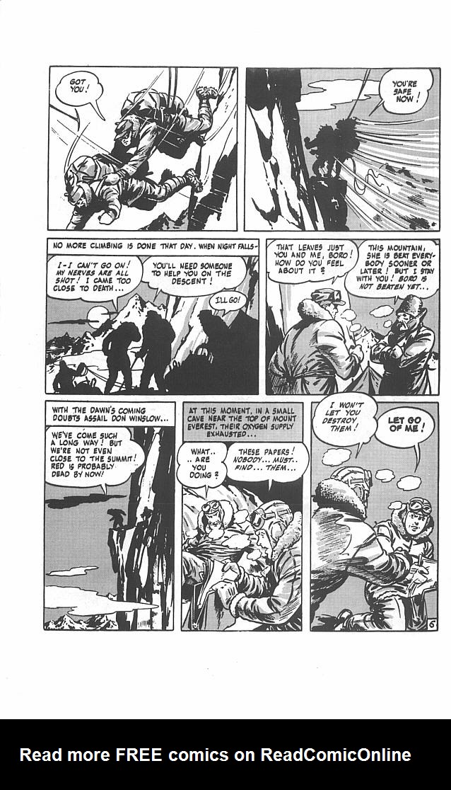 Read online Men of Mystery Comics comic -  Issue #22 - 30