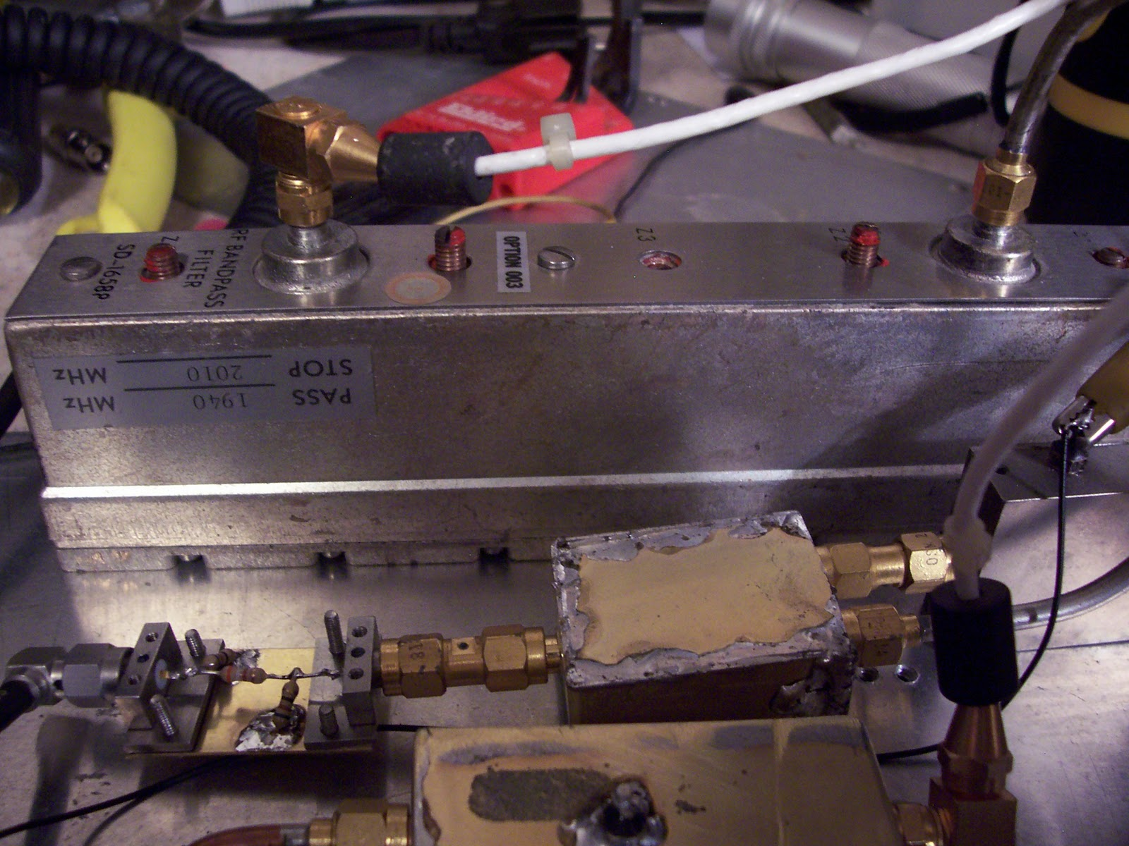 kd0ar's Ham Blog: 2304 MHz Transverter - Photos