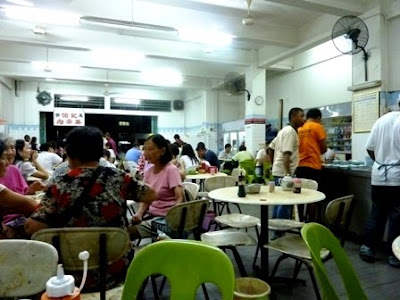 YU KEE BAK KUT TEH, NAN PEI HANG MEDICAL HALL, NEW MAN TAI