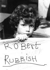 robert rubbish