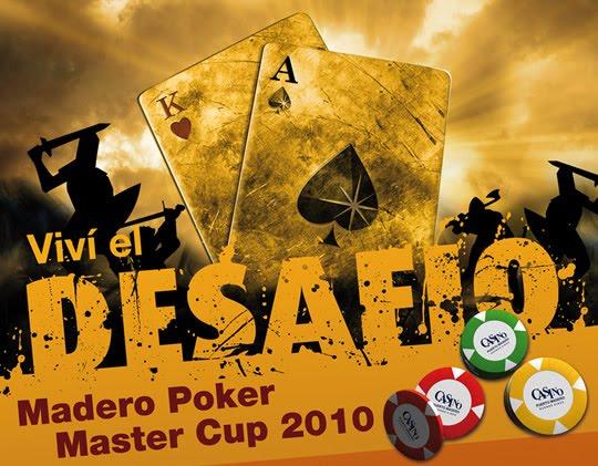 Texas holdem casino puerto madero