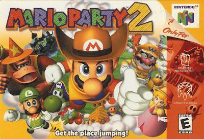 Mario Party 2 N64 Para PC Español