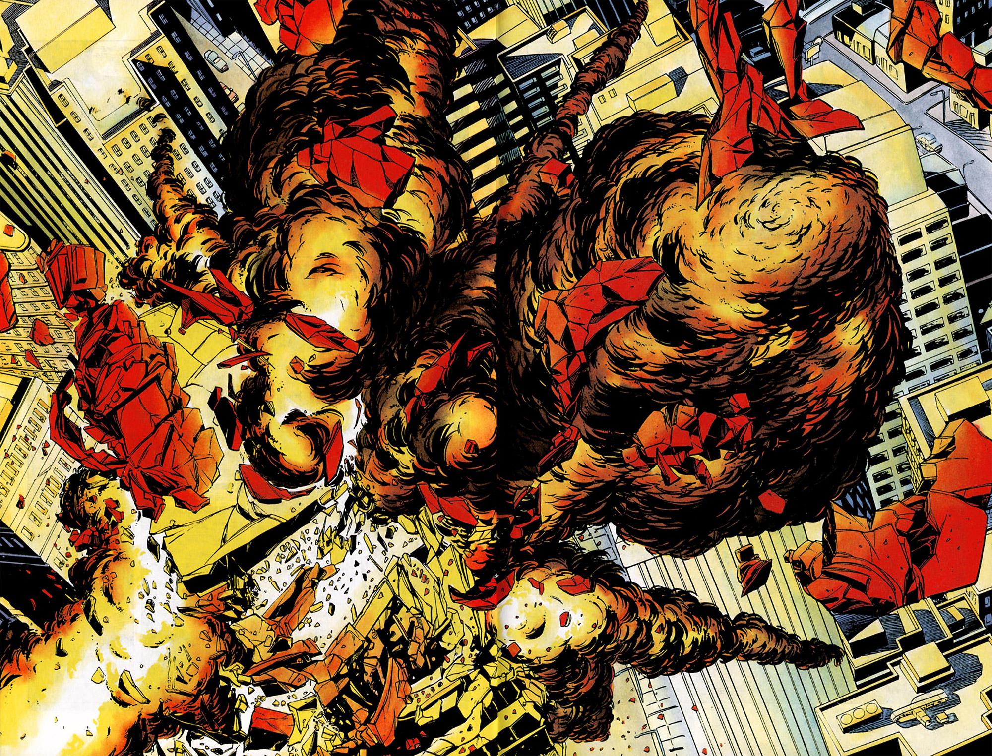 Read online Harbinger (1992) comic -  Issue #0 - 15