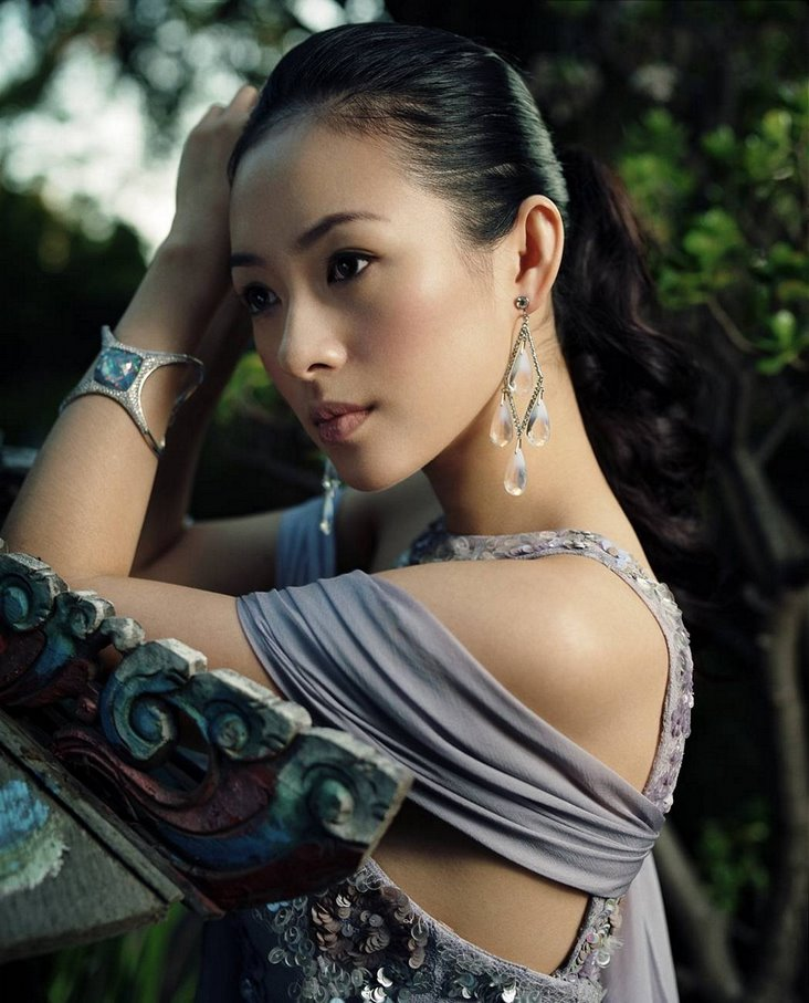 Roast Pork Sliced From A Rusty Cleaver: Zhang Ziyi - New