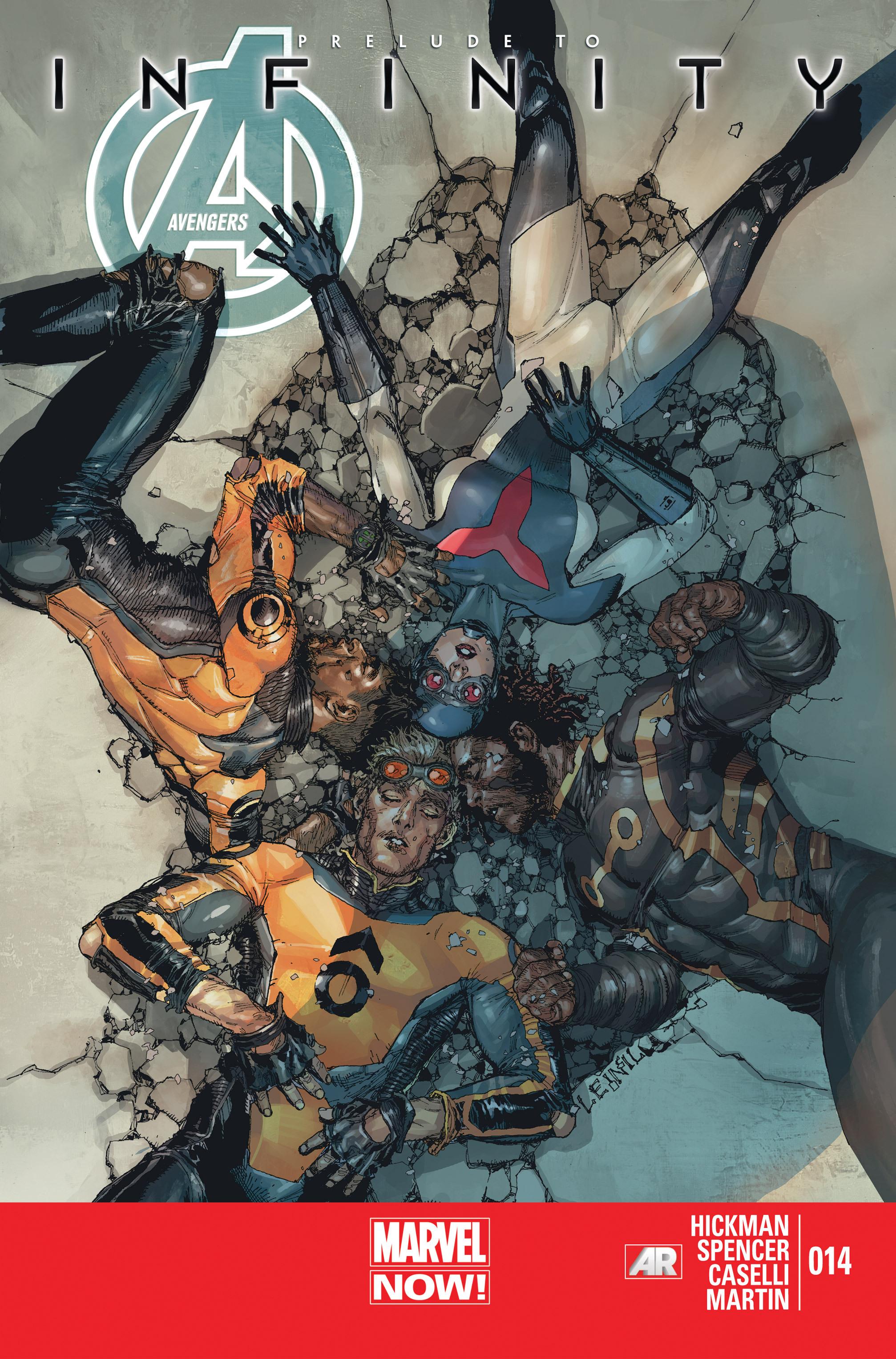 Read online Avengers (2013) comic -  Issue #Avengers (2013) _TPB 3 - 52