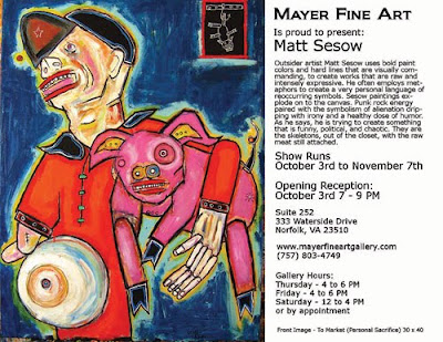 Mayer Fine Art - Matt Sesow