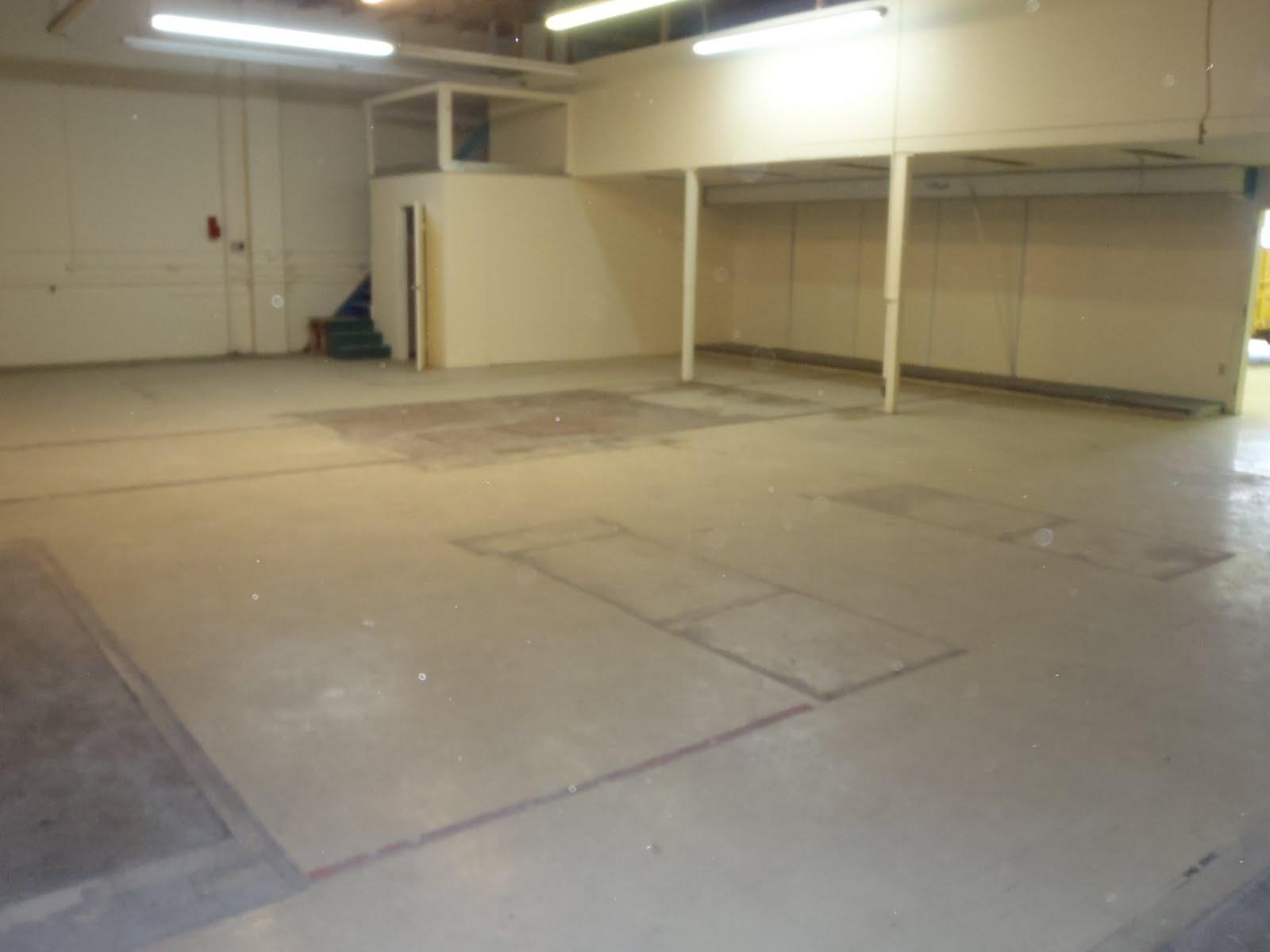 .: Full Warehouse & PVC Tile Demolition