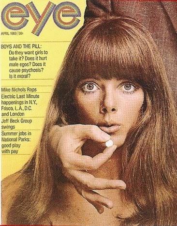 Retrospace Eye Magazine 1968 1969