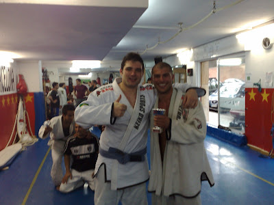PUSH IT TO THE EDGE: WEEKEND HIGHTLIGHTS: IM A BJJ BLUE BELT NOW