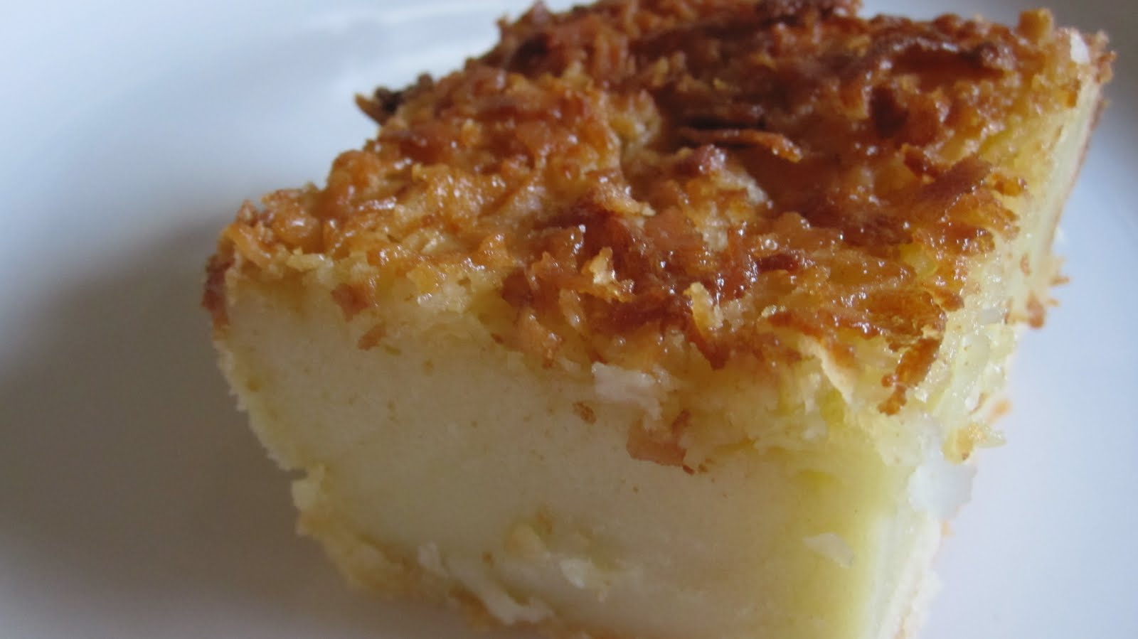 Japanese Bouncy Cake Recipe: FoodEats Etc: 05/10