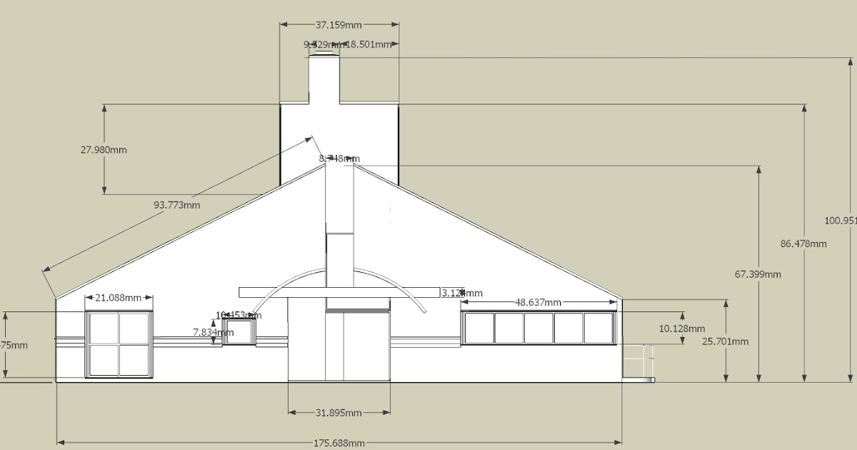 1 Vanna Venturi House Plan Section Elevation on fisher house elevation, vanna venturi interior, kaufmann house elevation, eames house elevation, vanna venturi sections dimensions, tugendhat house elevation,