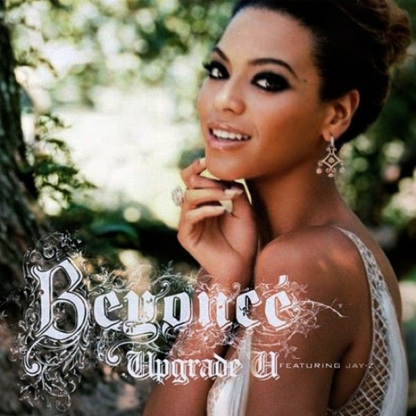 Just Cd Cover: Beyoncé: Upgrade U feat. Jay-Z (Official Single ...