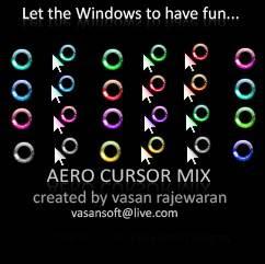 Windows 7 Remixed Optimized 21 Cusor pack Untuk Windows Xp dan Windows 7