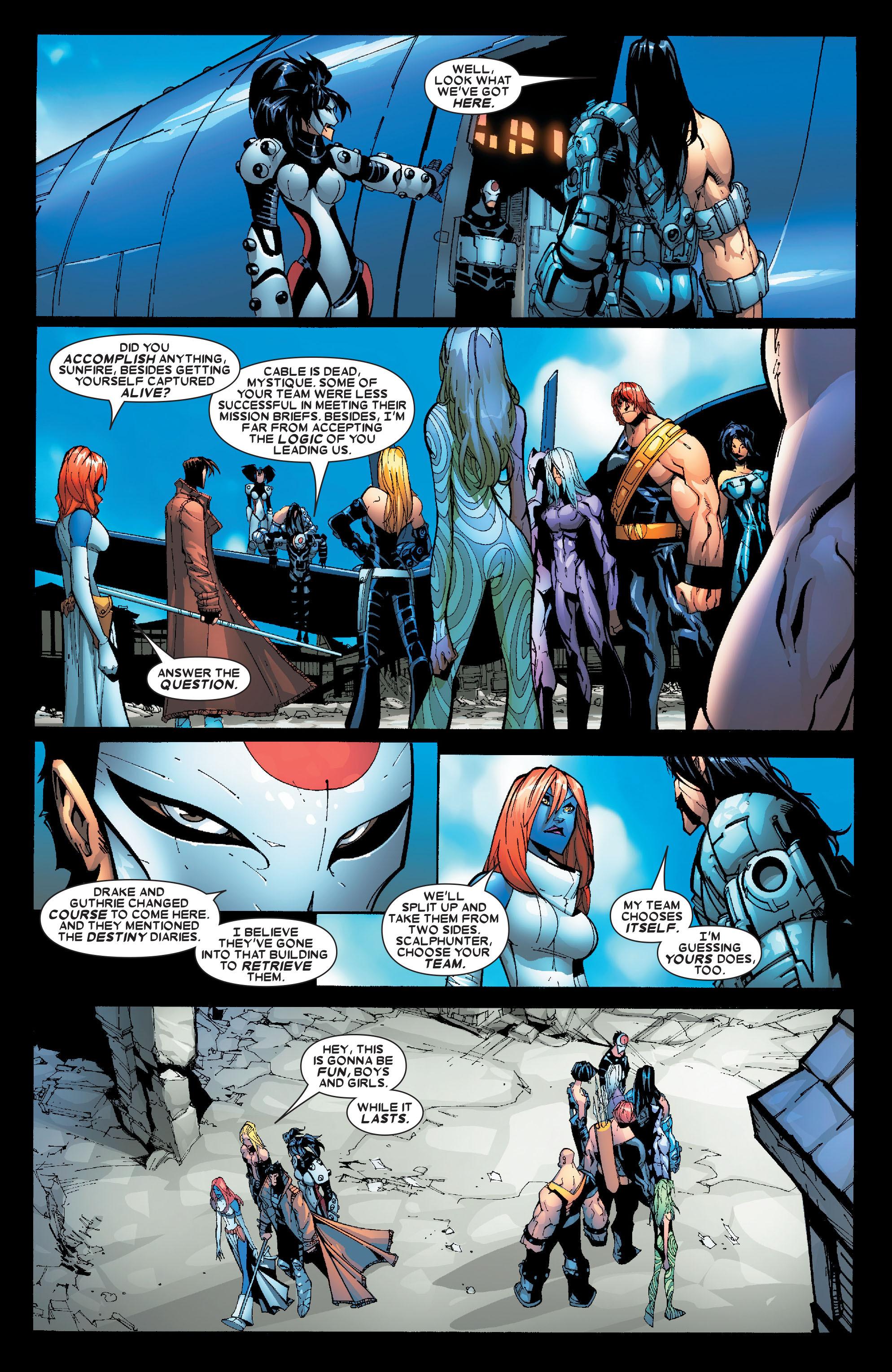 X-Men (1991) 203 Page 9