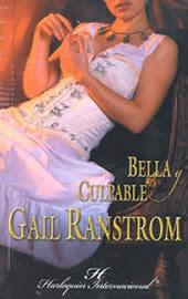 Bella y culpable – Gail Ranstrom