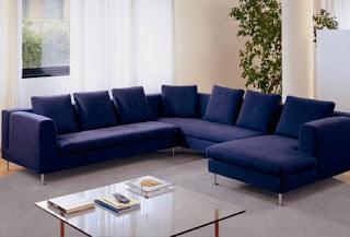 Consigli per la casa e l arredamento Come scegliere il colore del divano in base allarredamento del soggiorno