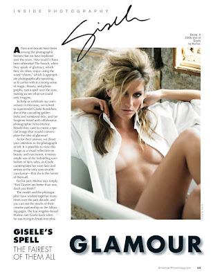 Merlion Cafe Talk: Gisele Bundchen is Sexy in American