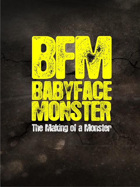 Babyface Monster's Debut Album Coming mid- 2011!!! cover art by Carl Jones